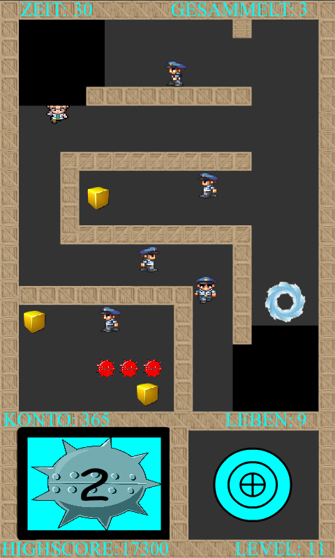 Pac-Bomber- screenshot