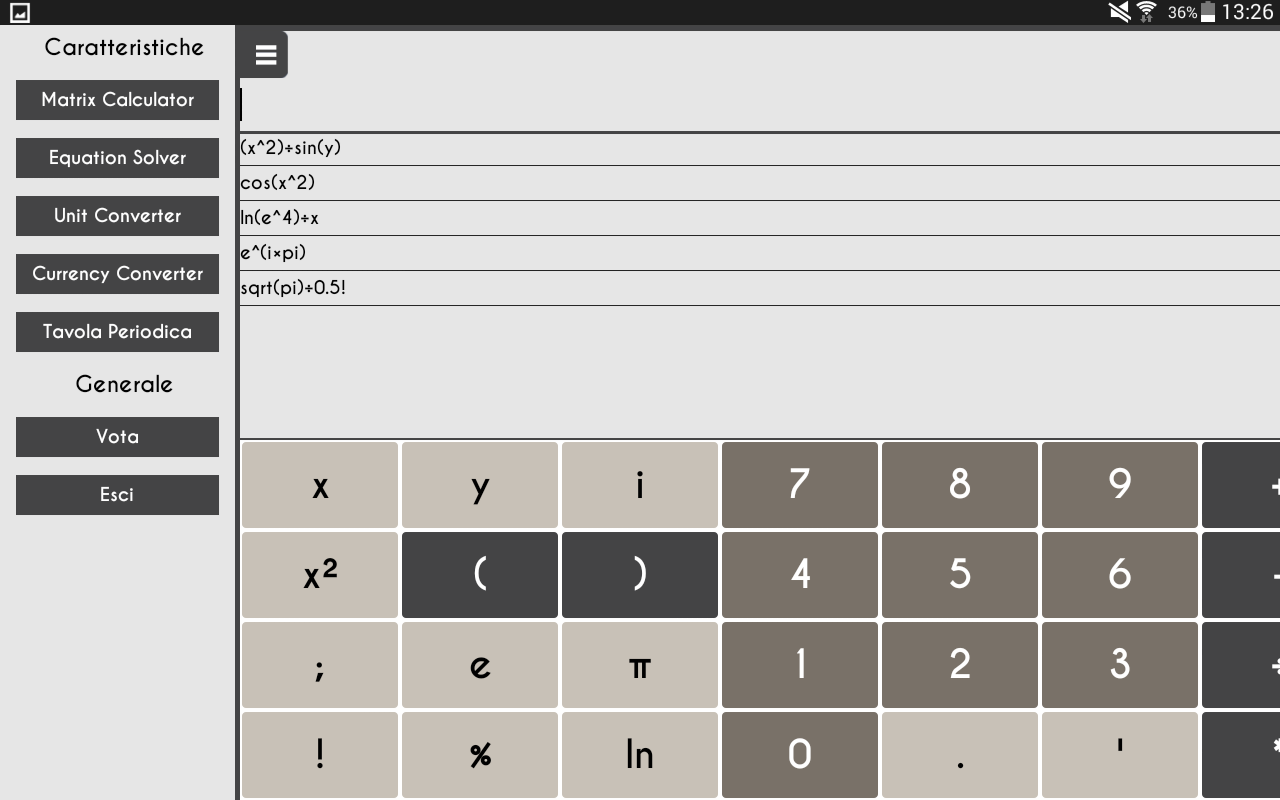 BisMag Calculator 3D- screenshot