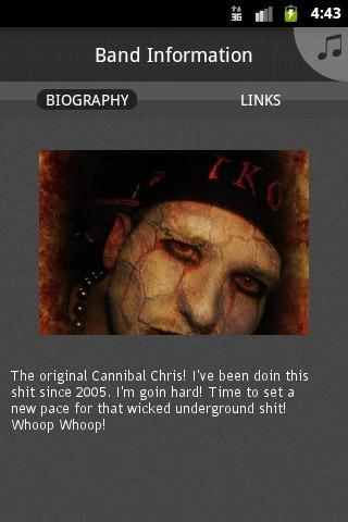 Cannibal Chris - screenshot