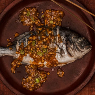 Sea Bream in Fish-Fragrant Sauce Recipe