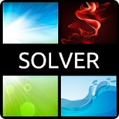 Solver for 4 pics 1 word😃