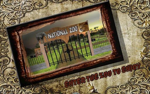Safari瀏覽器 動物園 訪問