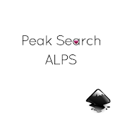 Peak Search - Alps