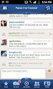 TalkOver Messenger - screenshot thumbnail