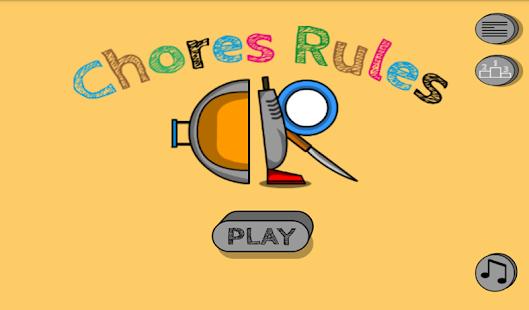 Chores Rules - screenshot thumbnail