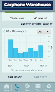Carphone Warehouse Bill Angel - screenshot thumbnail