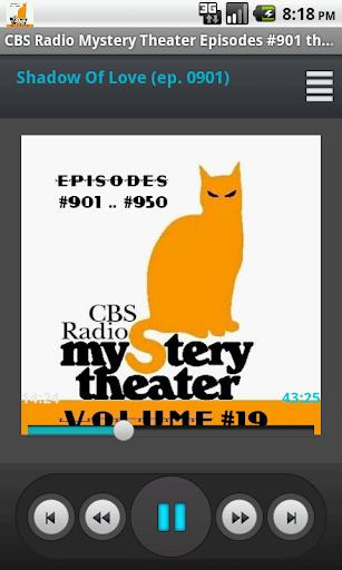 CBS Radio Mystery Theater V.19