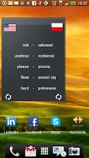 Learn Polish widget Android Education