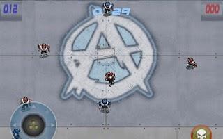 Screenshot of Punk Ball