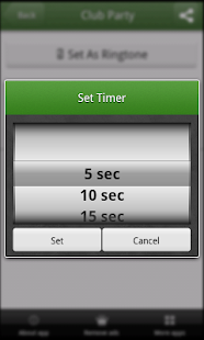 Free Ringtones for Android™ - screenshot thumbnail