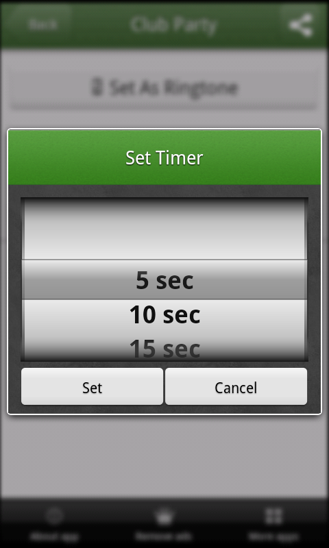 Free Ringtones for Android™ - screenshot