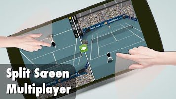 Screenshot of Tennis Champion 3D