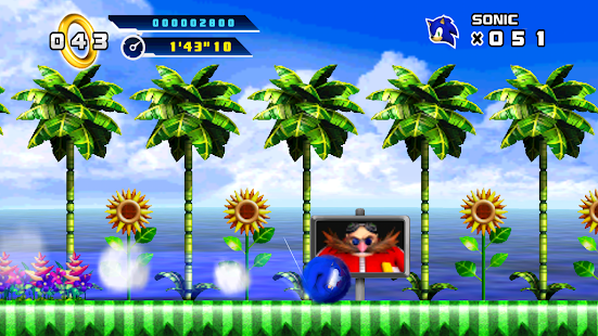 Sonic 4™ Episode I- screenshot thumbnail