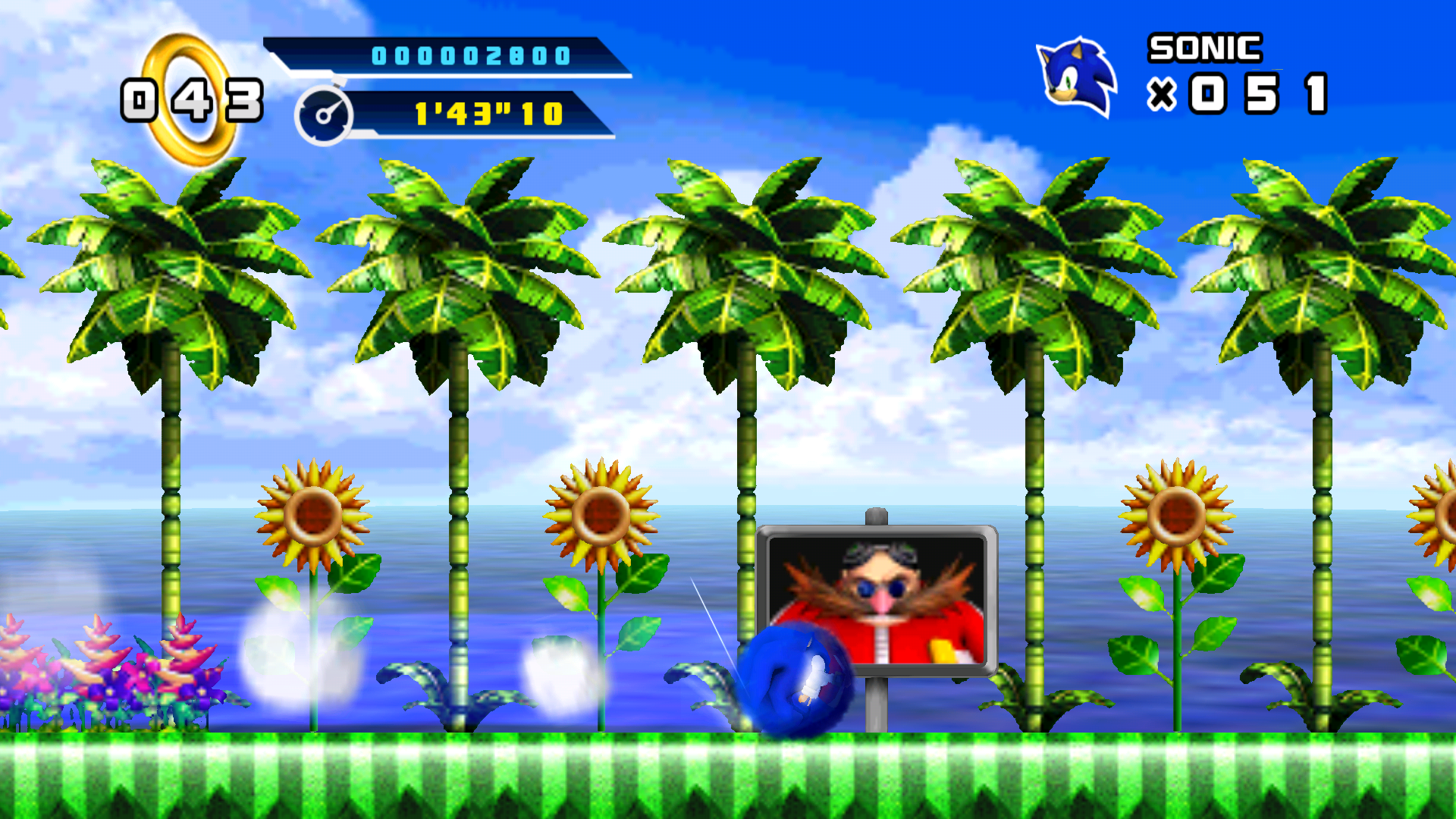 Sonic 4™ Episode I screenshot #8