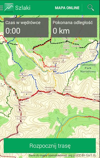 Zdobywacz.pl - szlaki górskie