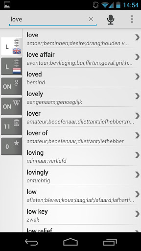 【免費書籍App】Dictionary Dutch English-APP點子