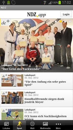 【免費新聞App】Neue Deister-Zeitung - NDZ-APP點子