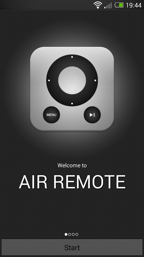 AIR Remote FREE for Apple TV- screenshot