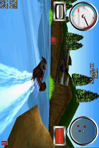 Wave Blazer- screenshot