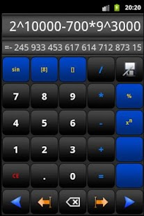Calculator/Калькулятор FREE - screenshot thumbnail