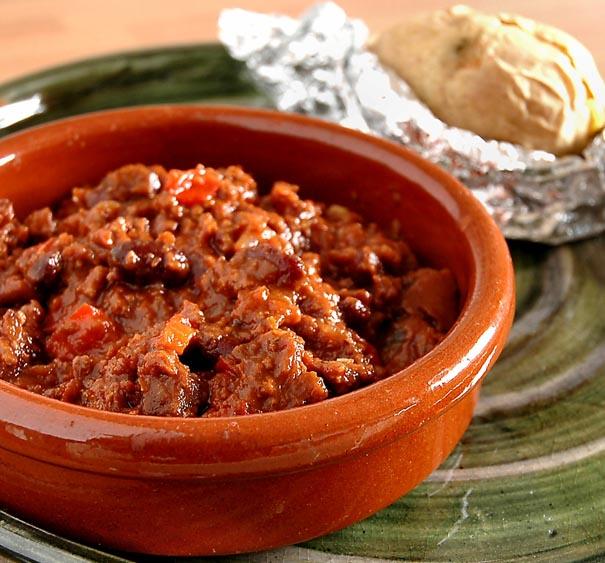 Chocolate Chile Con Carne Recipe
