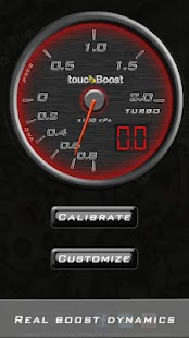 touchBoost: Car Turbo - screenshot thumbnail