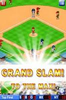 Screenshot of Big Hit Baseball Premium