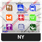 New York NOMADA Maps