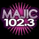 Majic 102.3 icon