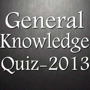 General Knowledge Quiz 2013