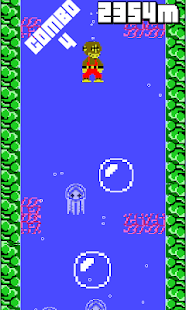8-Bit Diver- screenshot thumbnail