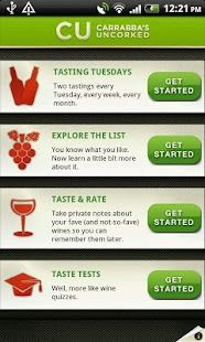 Carrabba's Uncorked- screenshot thumbnail