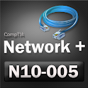 CompTIA Network+ N10-005 icon