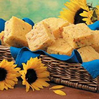Peppered Corn Bread