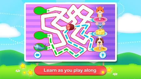 Toddler Maze 123 for Kids Free 2.4 screenshot 314738