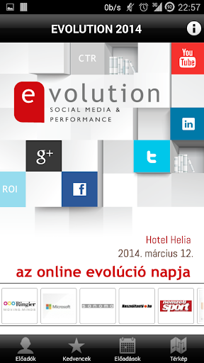 Evolution 2014
