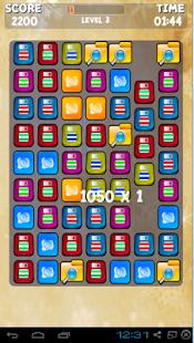 เกมจับคู่ match App Icon Boom