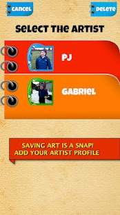 Kidpix: Save Your Kid's Art- screenshot thumbnail