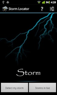 Storm Locator- screenshot thumbnail