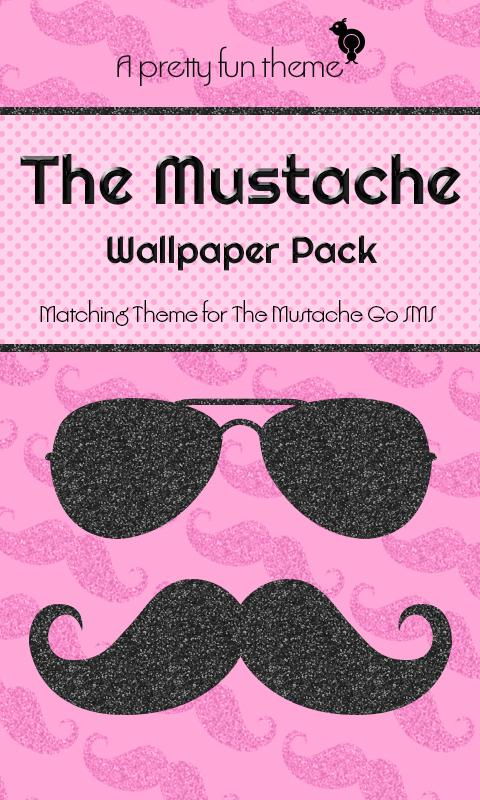 mustache wallpaper iphone 5