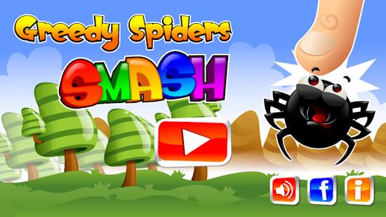 Greedy Spiders Smash 解謎 App-愛順發玩APP