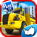 Hard Mining Truck Drive & Park icon