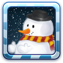 Snowman GO Locker 4 Christmas icon
