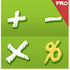Maths Brain Hunt Pro icon
