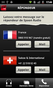 Spoon Radio : Real Rock Radio- screenshot thumbnail