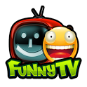 Funny TV icon