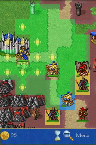 Ballad Blades Lite - screenshot