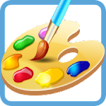 Kids Under 5: Draw and Paint