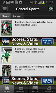 Marshall Thundering Herd - screenshot thumbnail