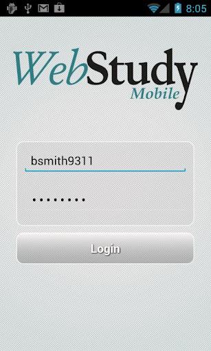 WebStudy Mobile
